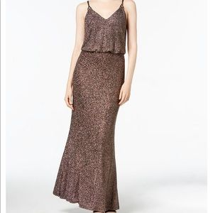 Long Evening Gown or Night out or Bridesmaid Dress